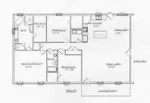 metal building floor plans barndominium and metal building plans floor plans