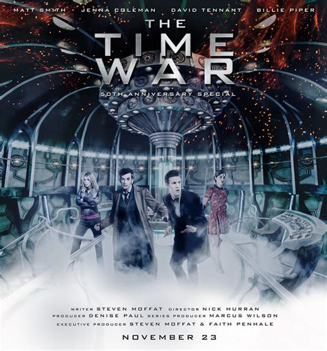 A Time For War awesome doctor who fan posters fimfiction