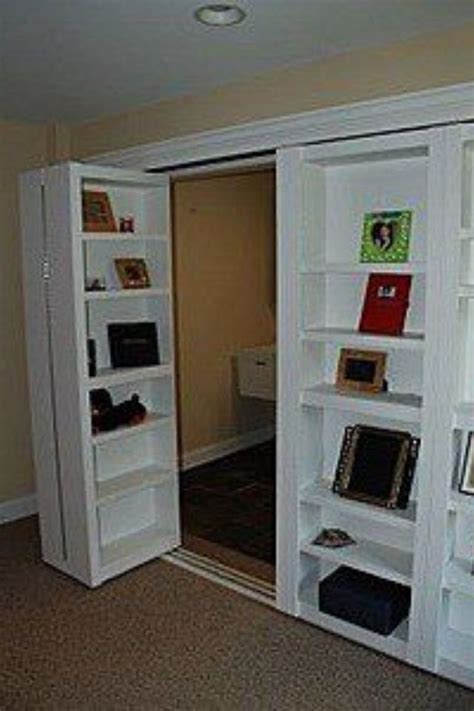bookshelves doors closet doors idea for non walk in closets bedroom