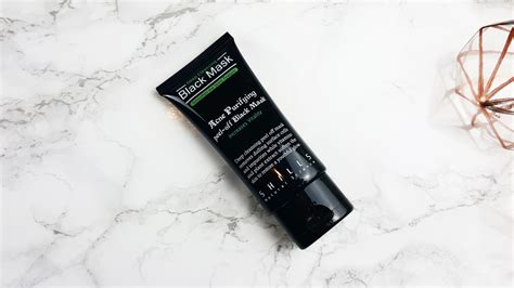New Shills Black Mask Original 100 Cleansing Purifying Peel Mask Shills Black Mask Purifying Peel Mask Review Boxnip