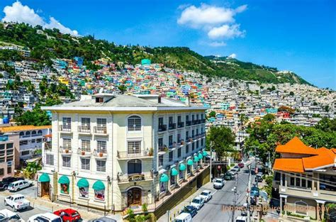 Jalousie Haiti by A Mall In Petion Ville In Port Au Prince Haiti World