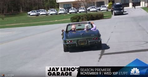 leno is back cnbc confirmed new auto series autoevolution