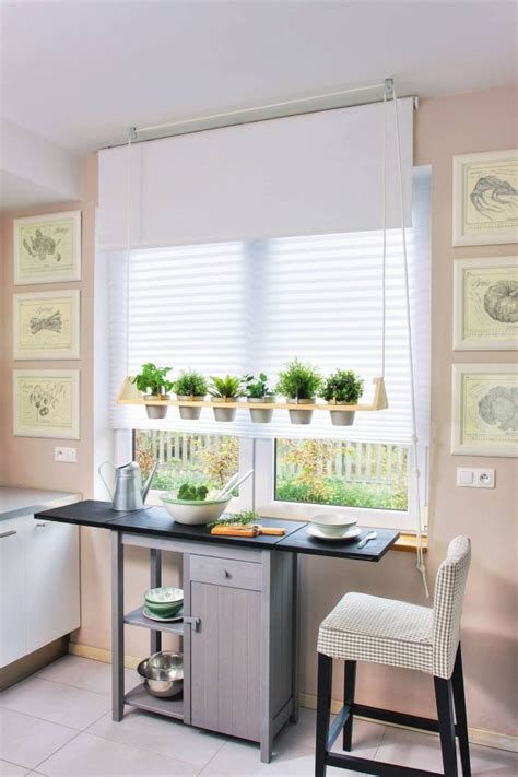diy kitchen herb garden how to make a hanging container