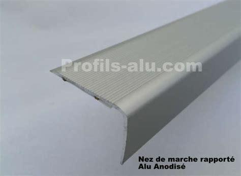 Barre De Seuil Passe Cable by Nez De Marche Rapporte Alu Anodise Www Profils Alu