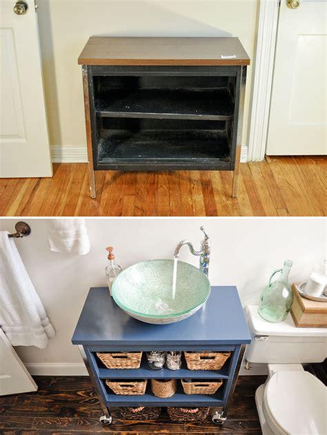 Budget Bathroom Vanities by Diy Budget Bathroom Renovation Reveal Interior Design