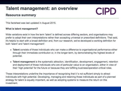 talent management research papers pdf talent management research papers thesisdefinicion web