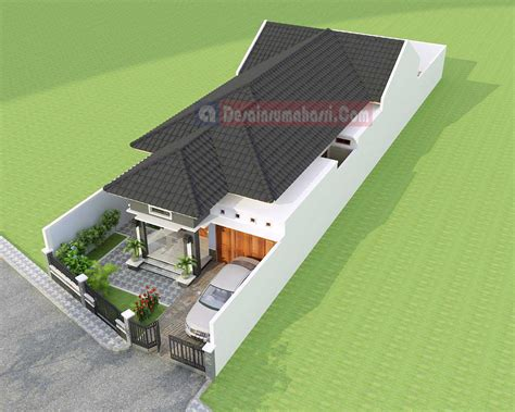 rumah asri desain rumah asri