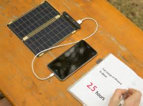 how to charge solar lights without sun quickly charge your ios device from the sun with solar paper