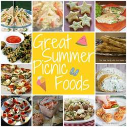 great summer picnic foods serenity you
