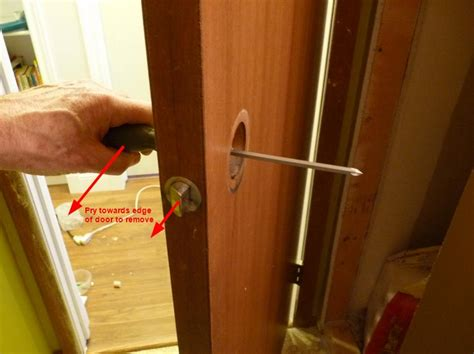 replace interior door knob how to replace a door knob with your own