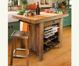 wooden kitchen island american barn wood kitchen island traditional kitchen