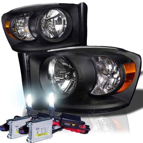 dodge ram hid fog lights projection halo hid fog lights for 2013 dodge ram 1500