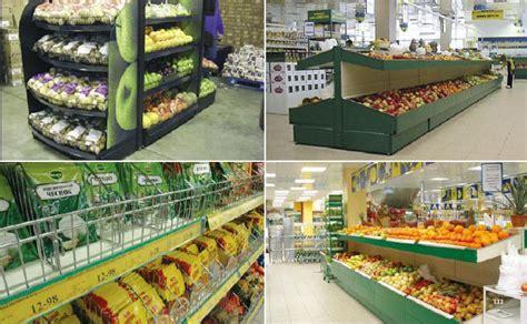 scaffali frutta e verdura 16 scaffali metallici per negozio di frutta e verdura ca 01