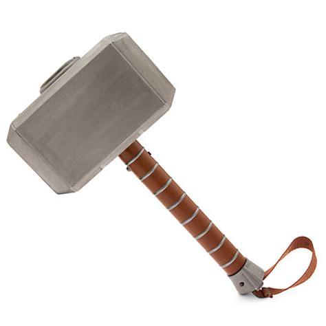 thors hammer von marvel the avengers disney store