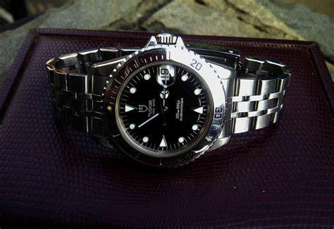 Jam Tangan Rolex 004 jam dan waktu tudor submariner prince date ref 75190
