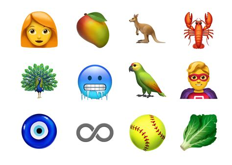 world emoji day 2018 look at apple s new emojis