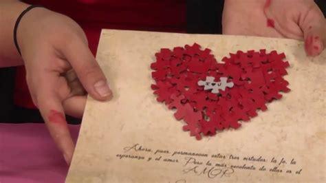 Regalos Para El Dia De San Valentin | regalo creativo para el d 237 a de san valent 237 n princesas del