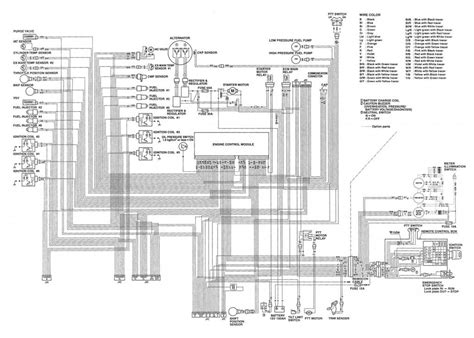 suzuki 200 outboard wiring diagram suzuki auto parts