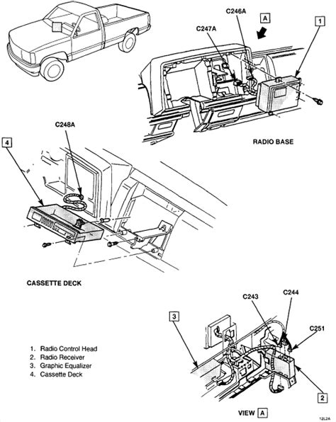 94 gmc radio wire diagram 94 get free image about wiring