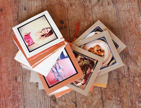 Handmade Gift Ideas For Boyfriend Birthday - notes photo book a beautiful mess