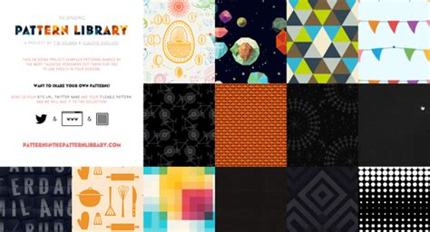 html pattern library the pattern library free seamless patterns for your