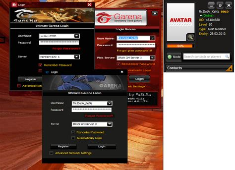 sell hack sell garena exp hack