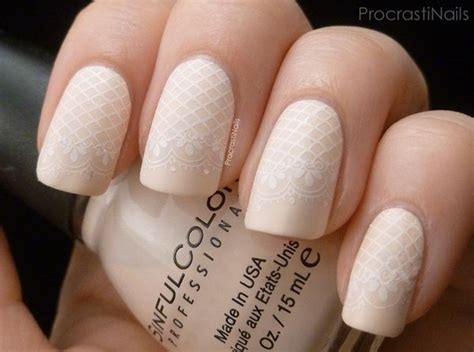 How To Do Lace Design Nails