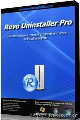 Revo Uninstaller Pro Giveaway - giveaway revo uninstaller pro geekiest net