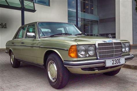 Mercedes Benz E Class (W123)   Classic Car Review   Honest