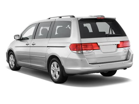 van honda 2009 honda odyssey touring honda minivan review