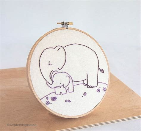 Animal Pattern Baby Name best 20 embroidery projects ideas on