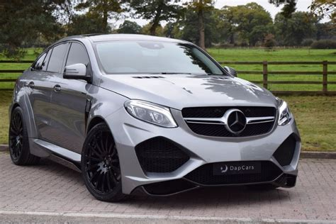 mercedes g6 used mercedes onyx concept g6 gle350 amg line cheshire