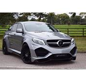Used Mercedes Onyx Concept G6 GLE350 AMG Line  Cheshire