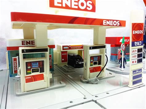 Tomica Town Station eneos the gas station tomica town 00571 en