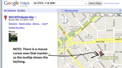 Maps Search For Address How To Get An Address Or Location From Maps Geographic Information Systems