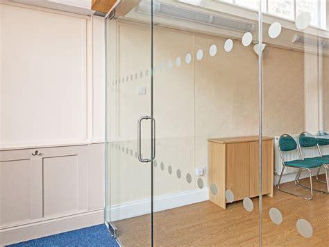 glass partition door glass partitioning at oughtibridge wesleyan reform chapel