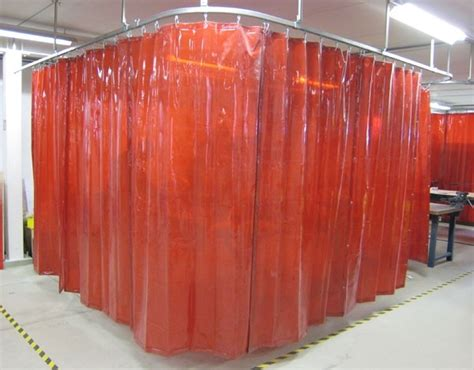 weld curtain welding curtains pvc strip curtains chennai