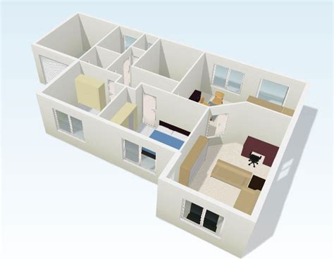 3d floorplanner house floor plans app to design your dream house