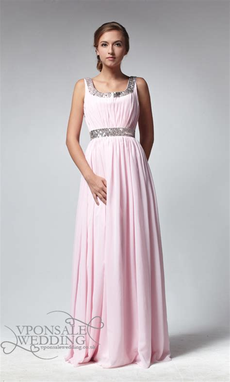 long bridesmaid dress with straps dvw0070 vponsale