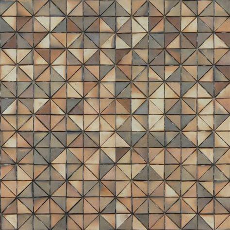 Futuristic Kitchen Design by Seamless Triangle Tile Texture 0054 Texturelib