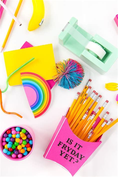 diy school supplies best 25 diy school supplies ideas on diy