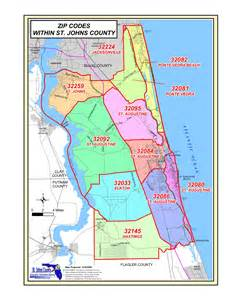 st johns county zip codes
