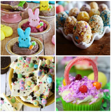 kid friendly easter appetizers 16 and easy easter dessert recipes that everyone will adore one