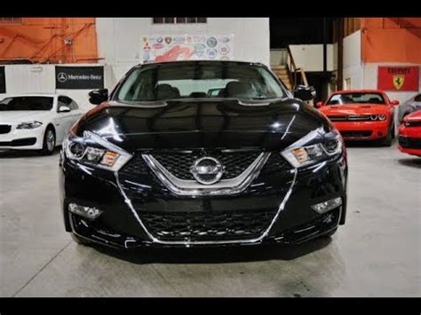 new 2019 nissan maxima 3.5 sv 1527 . new model. production