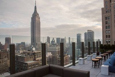 nyc rooftop bars  explore  summer architectural