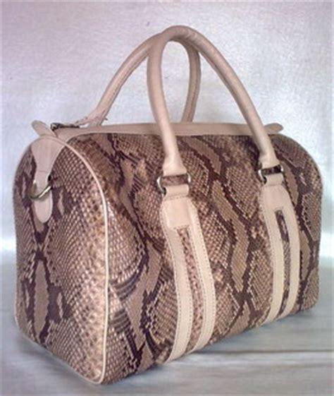 Sling Bag Kulit Ular 3 cadusa bags boutique