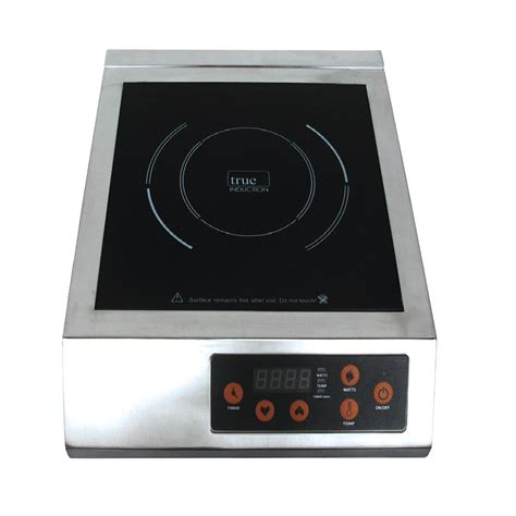 induction glass cooktop true induction 13 in glass induction cooktop in stainless