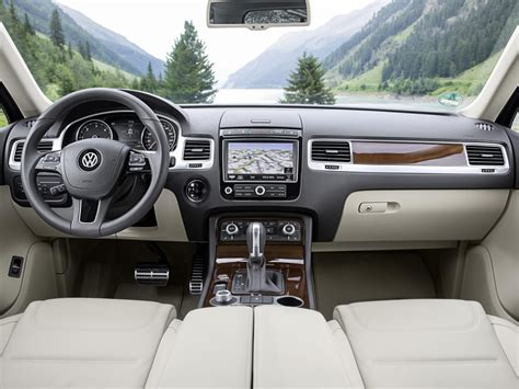 Volkswagen Tiguan 2015 Interior Wallpaper 1280x960 26786