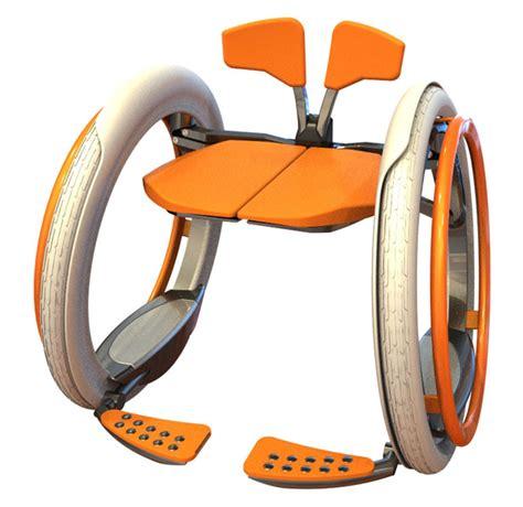 Cool Wheel Chair Mobi Electric Folding Wheelchair Concept