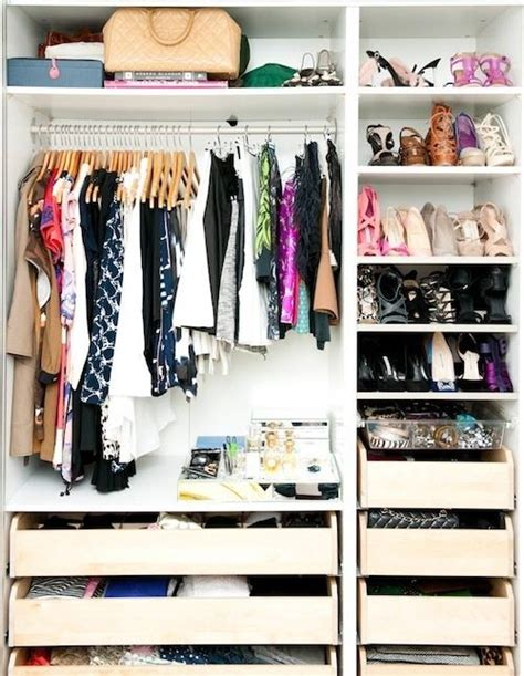 organize closet the easiest way to clean out your closet